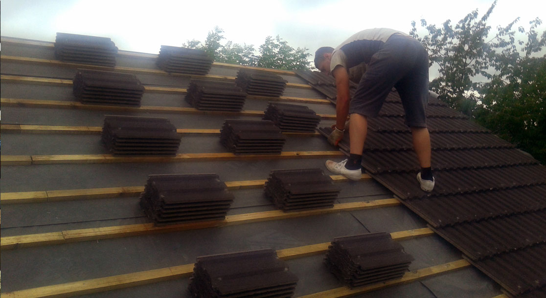 Replacement Concrete Roof Tiles