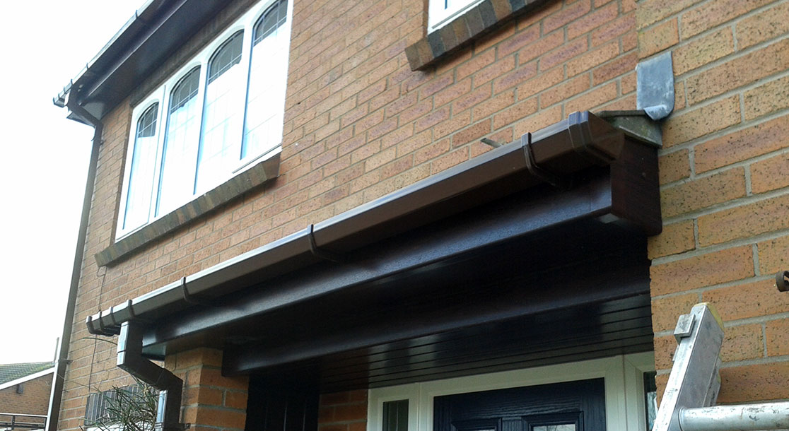 Fascias and Soffits Replacement