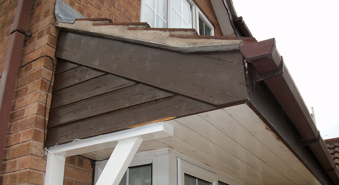 Fascias and Soffits Full Replacement